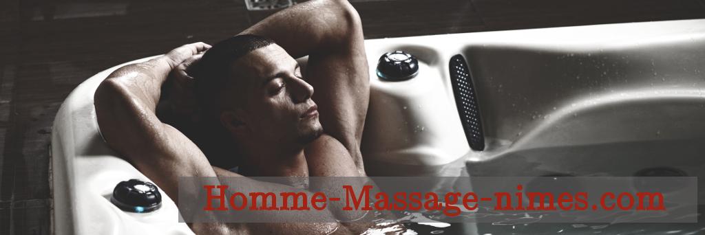Homme massage nimes